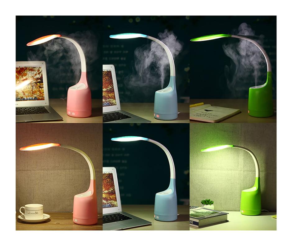 Lampa LED dimabila pentru birou cu umidificator de aer RedSun RS-Q20 10