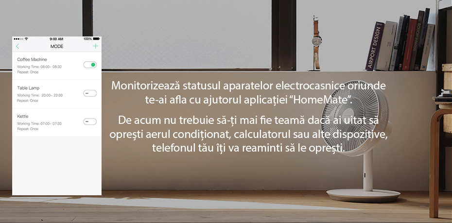 Priza Inteligenta Orvibo Wi-Fi B25EU, Control de pe telefonul mobil 21