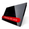 Panou intrerupator simplu + simplu cu touch, din sticla, Livolo 11