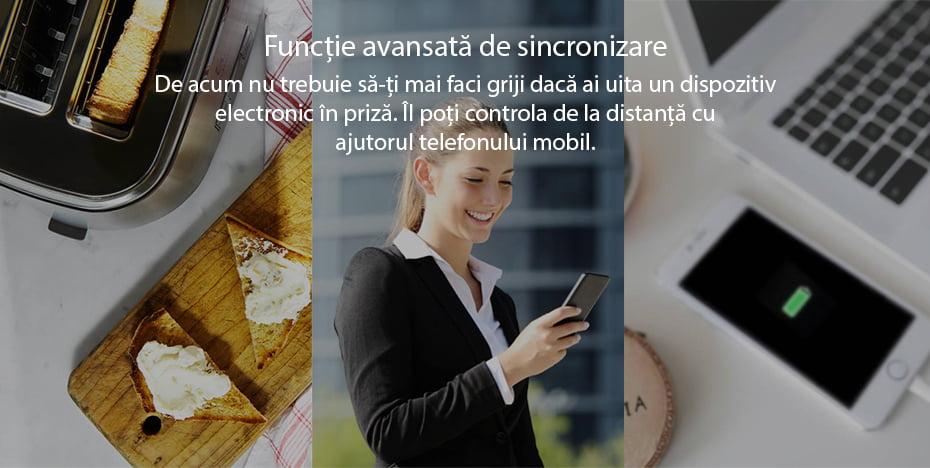 Priza Inteligenta Orvibo Wi-Fi B25EU, Control de pe telefonul mobil 19