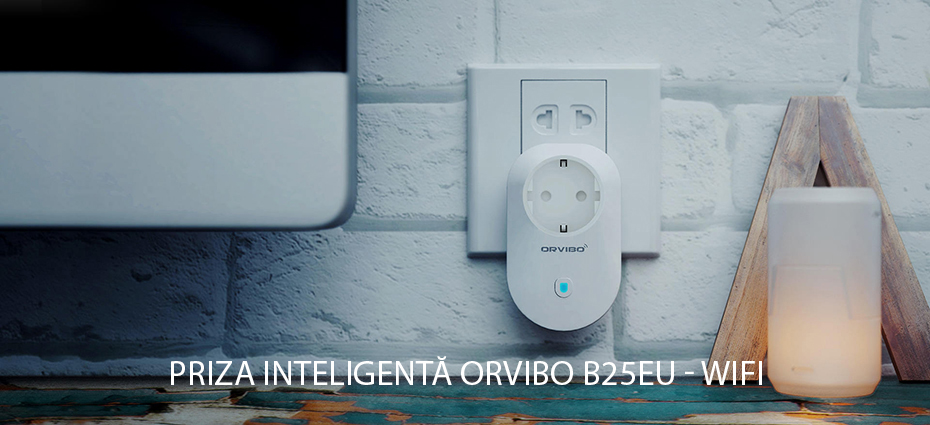 Priza Inteligenta Orvibo Wi-Fi B25EU, Control de pe telefonul mobil 18