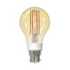 Bec inteligent LED Wireless Homeflow B-5008, B22, 5.5W (40W), 500lm, dimabil, filament, lumina calda, Control de pe telefonul mobil 4