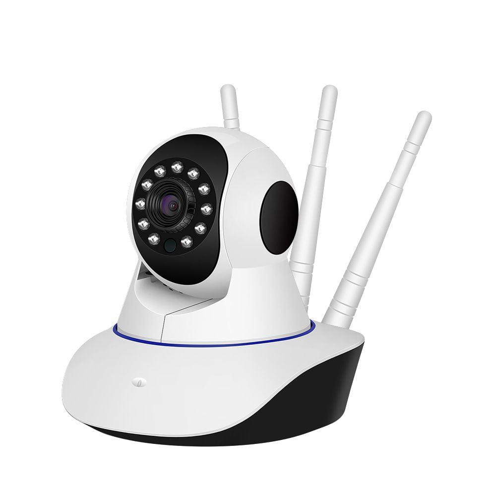 Camera de supraveghere Wireless rotativa BS-IP22L, Monitorizare Audio – Video, Comunicare bidirectionala, Night Vision, Senzor de miscare, Alarma, Control de pe telefonul mobil