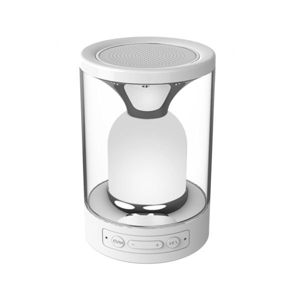 Lampa cu touch si boxa portabila RedSun RS-WBSL-C08 21