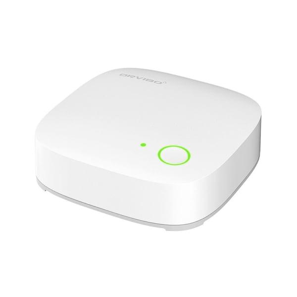 Kit sistem de securitate Orvibo 5 in 1, Mini Hub protocol ZigBee, Senzori Usa, PIR, Camera Video 5