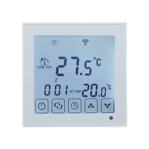 Termostat Wi-Fi pentru incalzirea electrica in pardoseala BeOk TDS23WIFI-EP 16