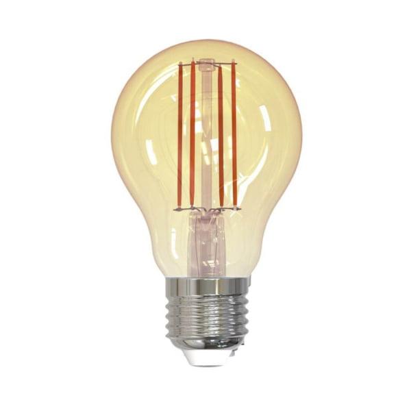 Bec inteligent LED Wireless Homeflow B-5009, E27, 5.5W (40W), 500lm, dimabil, filament, lumina calda, Control de pe telefonul mobil 16
