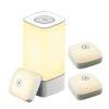 Kit lampa inteligenta cu 3 mini lampi Redsun, control Wifi si functie de baterie externa – RS-l5i-1 4