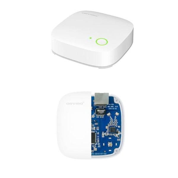 Unitate de control Orvibo WiFi Mini hub cu protocol ZigBee VS20ZW 5