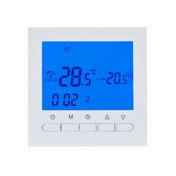 Termostat pentru centrala termica pe gaz si incalzire in pardoseala BeOK BOT-313W 18