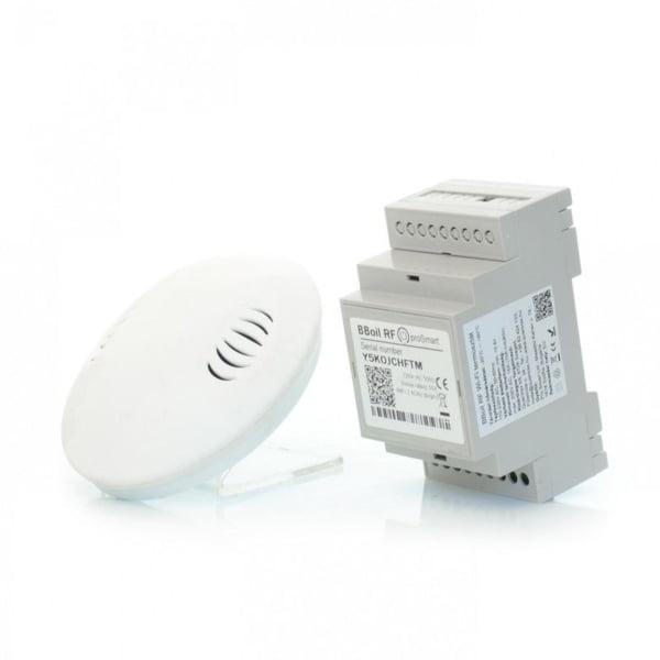 Termostat COMPUTHERM B300RF Wi-Fi cu senzor de temperatura fara fir, Timer, Control de pe telefonul mobil, Distribuire control acces 3