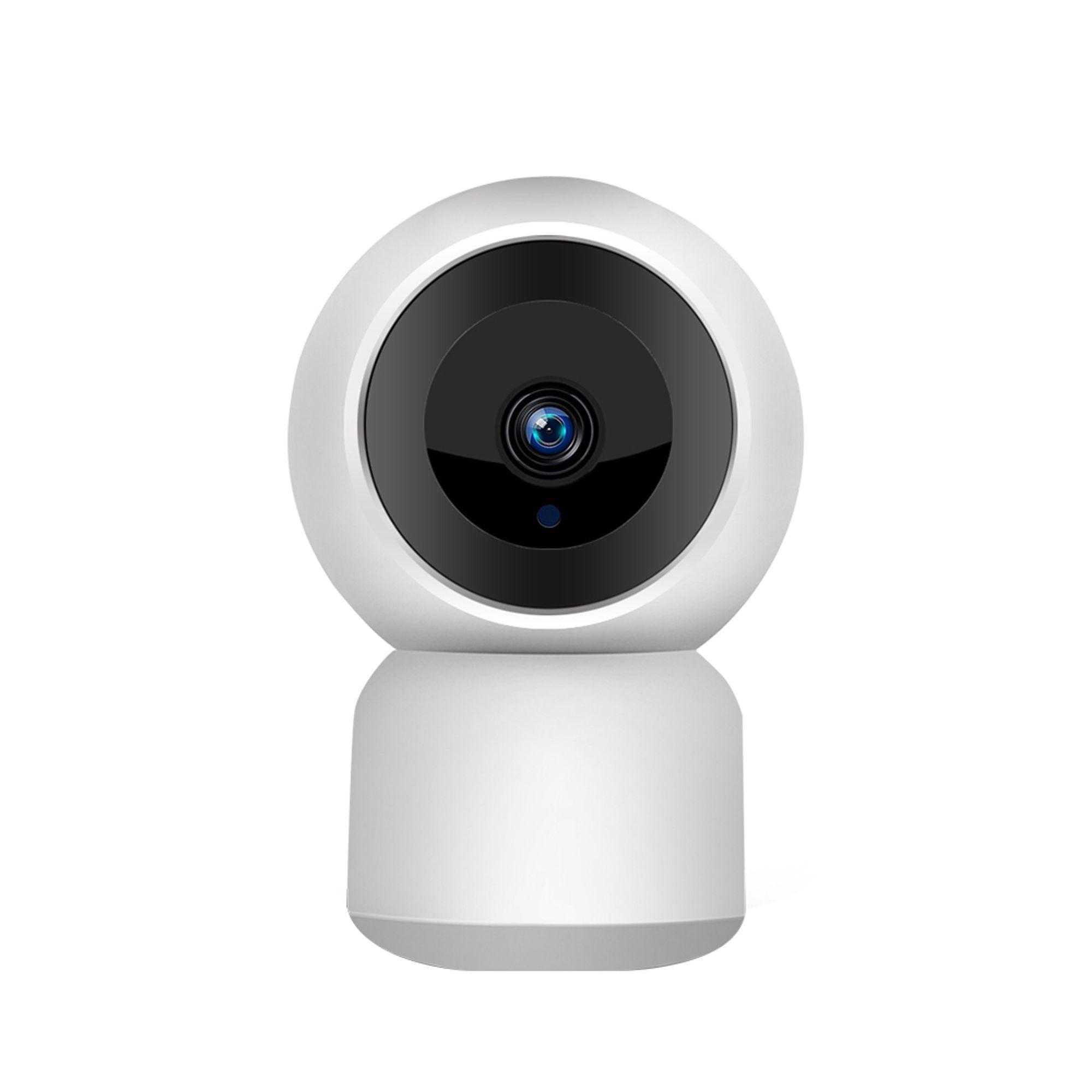 Camera de supraveghere IP BS-IP33L, WIFI, 3.6mm, 2.0MP CMOS, 1080P, Comunicare bidirectionala, Night vision, Camera rotativa, Detectie miscare, Stocare in cloud, Alerte pe telefonul mobil/ Email