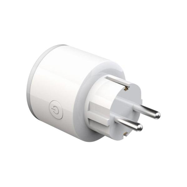 Priza inteligenta RedSun Wi-Fi cu monitorizare de energie si indicator led, Control de pe telefonul mobil 5