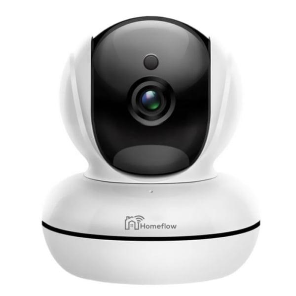 Camera de supraveghere wireless rotativa Homeflow C-6001, Comunicare bidirectionala, Detectie miscare, Inregistrare, Control de pe telefonul mobil 2