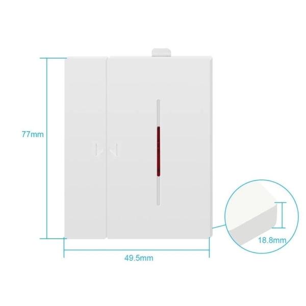 Senzor Sonoff DW1 433 Mhz pentru usi si ferestre compatibil cu RF Bridge 2