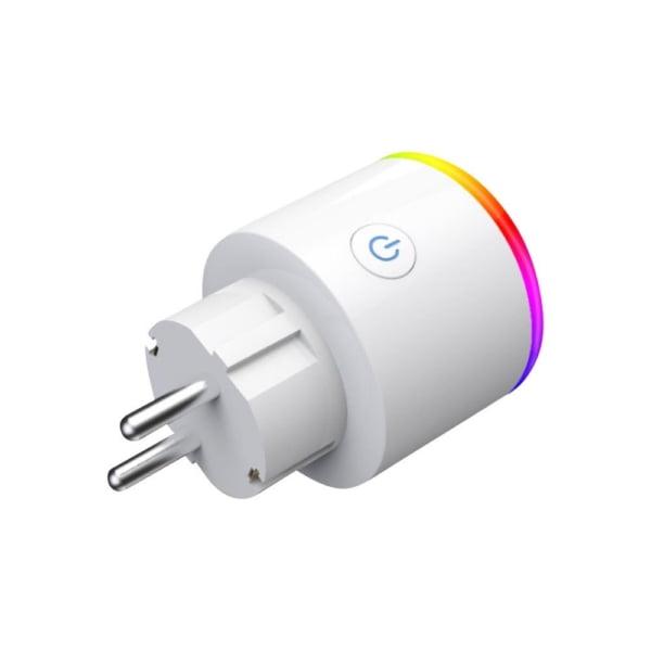 Priza inteligenta RedSun Wi-Fi cu monitorizare de energie si indicator led, Control de pe telefonul mobil 2