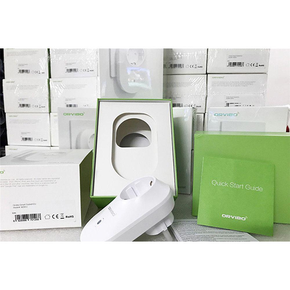 Priza Inteligenta Orvibo Wi-Fi B25EU, Control de pe telefonul mobil 15