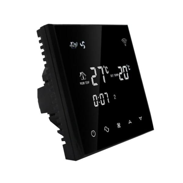 Termostat cu fir pentru aer conditionat BeOk TGT70-AC2, Compatibil cu sisteme HVAC 1