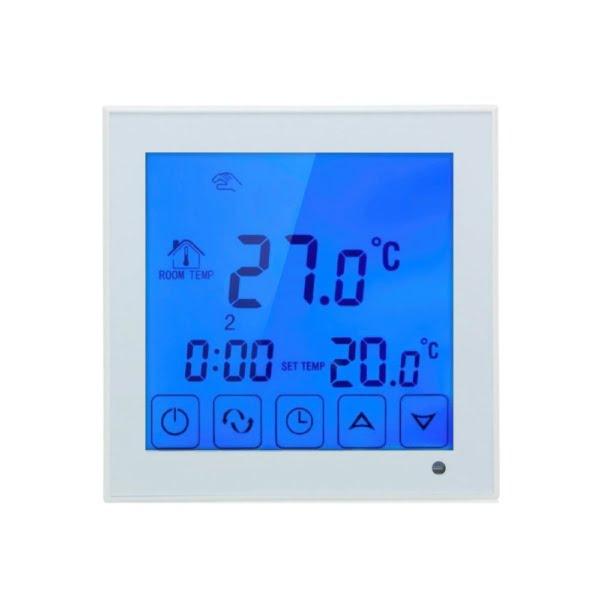 Termostat pentru incalzirea electrica in pardoseala BeOK TDS23-EP 22