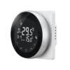 Termostat Wireless pentru incalzirea electrica in pardoseala Beok TGR87WiFi-EP, Functie Anti-inghet, Setare interval de functionare, Control de pe telefonul mobil 4