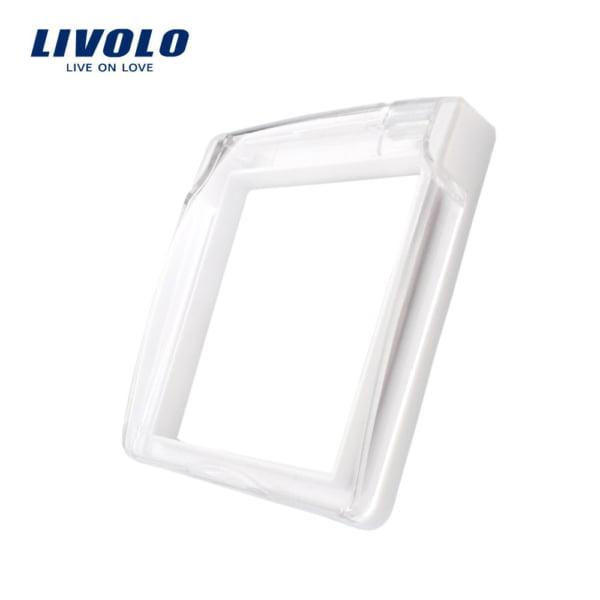 Modul capac de protectie rezistent la apa pentru prizele din sticla Livolo 1