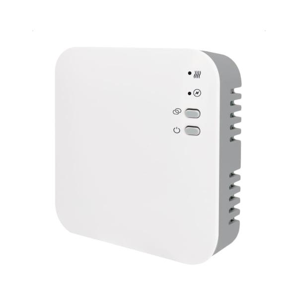 Termostat Inteligent XSMWT-18 Portabil WiFi+RF, pentru centrale pe gaz, incalzire in pardoseala, compatibil Amazon Alexa si Google Home 3