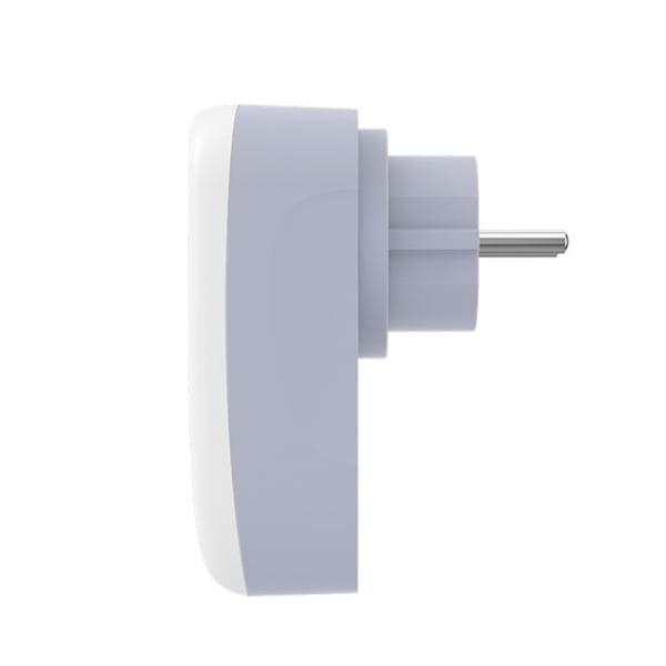 Priza inteligenta BroadLink SP4L-EU Model 2020 Wi-Fi 16A Programabila Control aplicatie si lumina de veghe 4